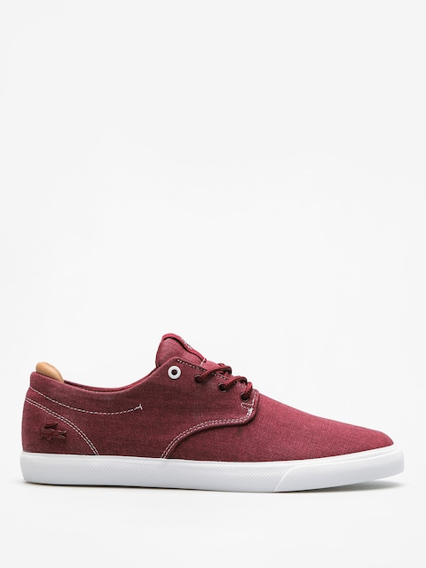 Topánky Lacoste Esparre 118 2 (dark red/light tan)