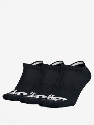 Ponožky Nike SB No Show 3pk (black)