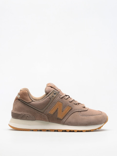 Topánky New Balance 574 Wmn (mushroom)