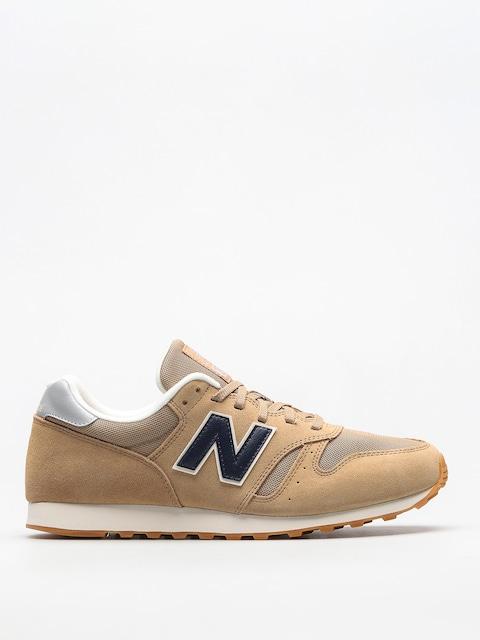 Topánky New Balance 373 (tan)
