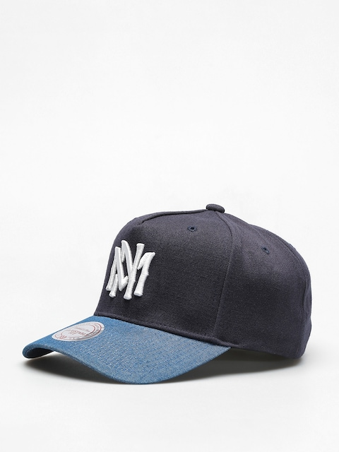 Šiltovka Mitchell & Ness Denim Visior ZD (navy/blue)