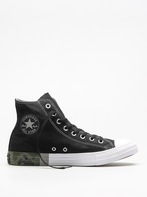 Tenisky Converse Chuck Taylor All Star Hi (black/dolphin/white)