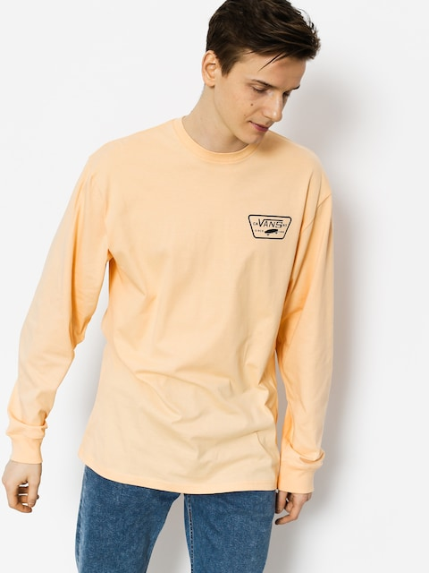 Tricko Vans Full Patch Back (apricot/ice black)