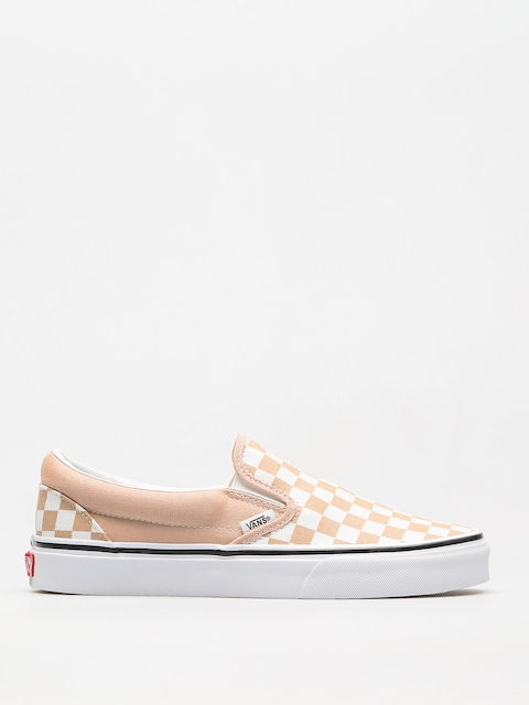Topánky Vans Classic Slip On (checkerboard/frappe/true/white)
