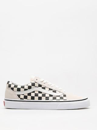 Topánky Vans Old Skool (checkerboard/white/black)