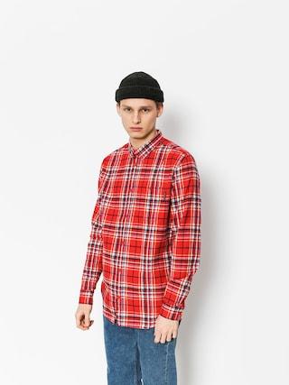 Košeľa DC  South Ferry Ls (tango red)