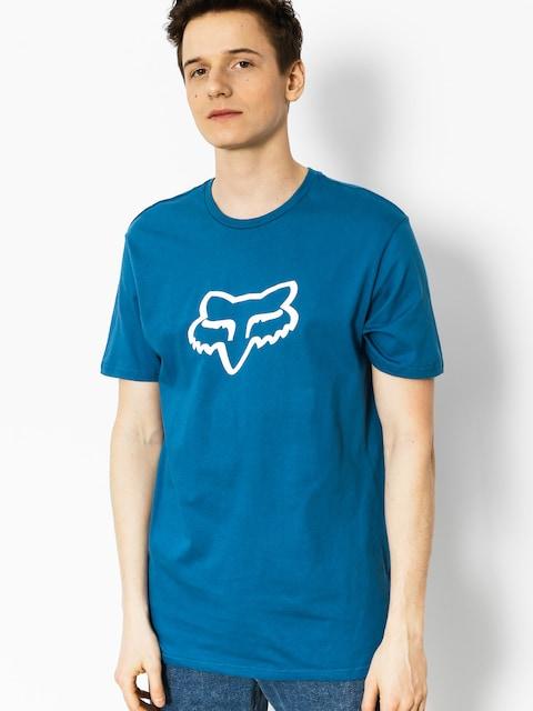 Tričko Fox Legacy head Premium (dst blu)