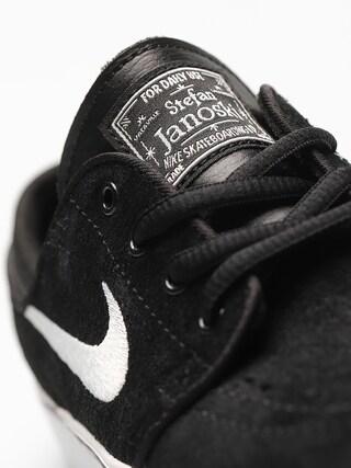 Topánky Nike Stefan Janoski GS (black/white gum med brown)