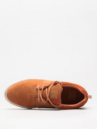 Topánky DC Heathrow V (caramel)