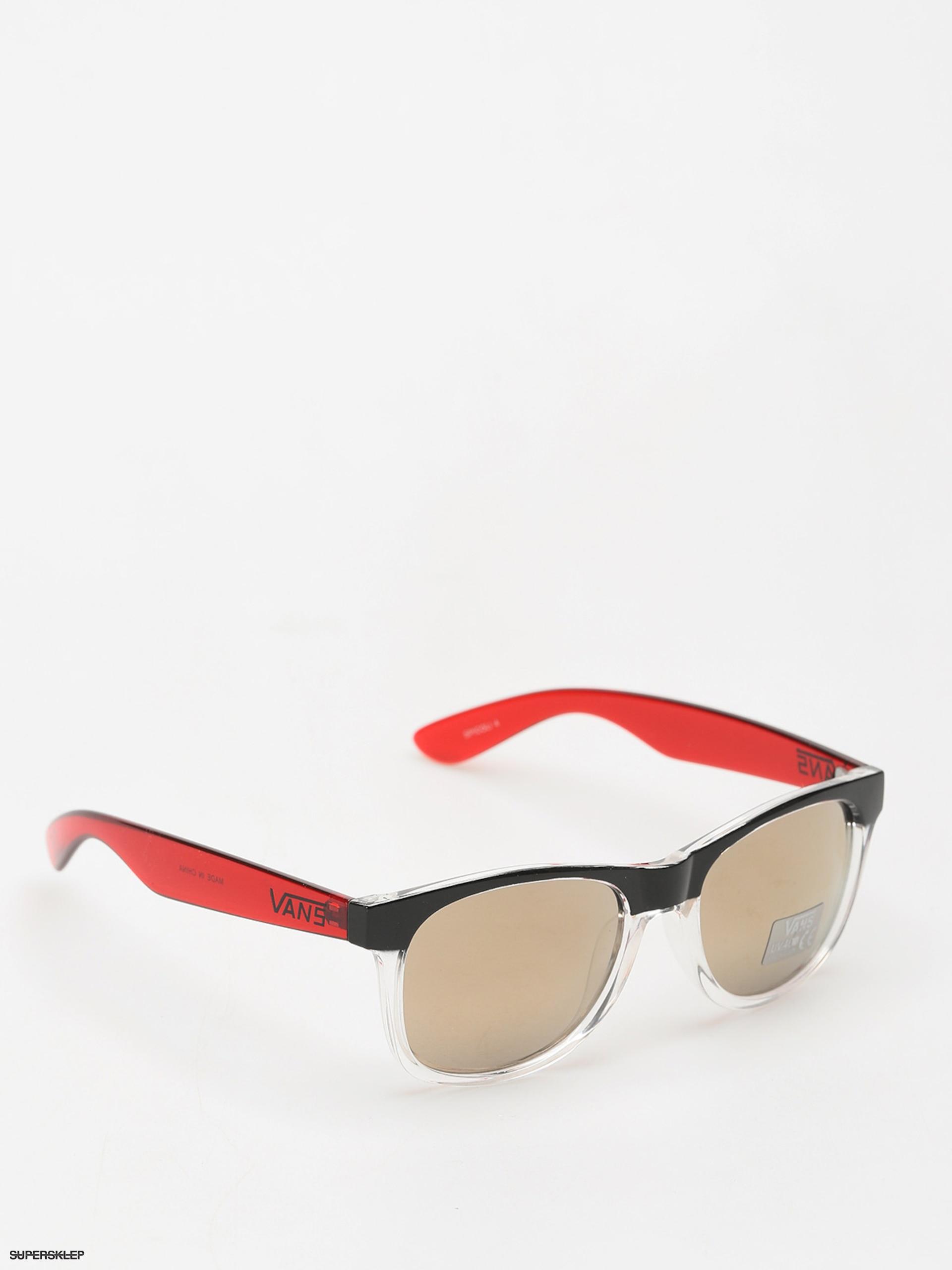 Slnečné okuliare Vans Spicoli 4 (clear black chili pepper) 25a24500f74