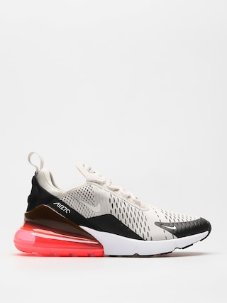 Topu00e1nky Nike Air Max 270 (black/light bone hot punch white)