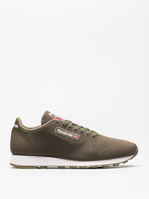 Topánky Reebok Cl Leather Ultk (army green/white)