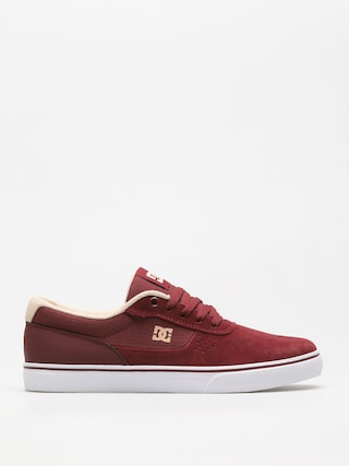 Topánky DC Switch S (maroon)