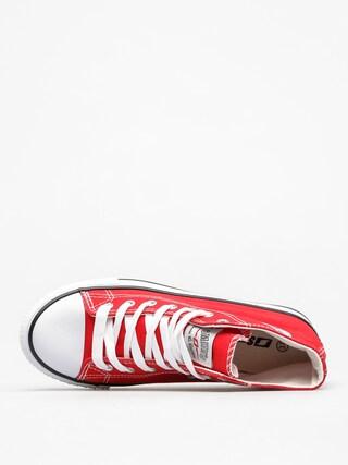 Topánky Smith's Wys  Mas 004 (red)