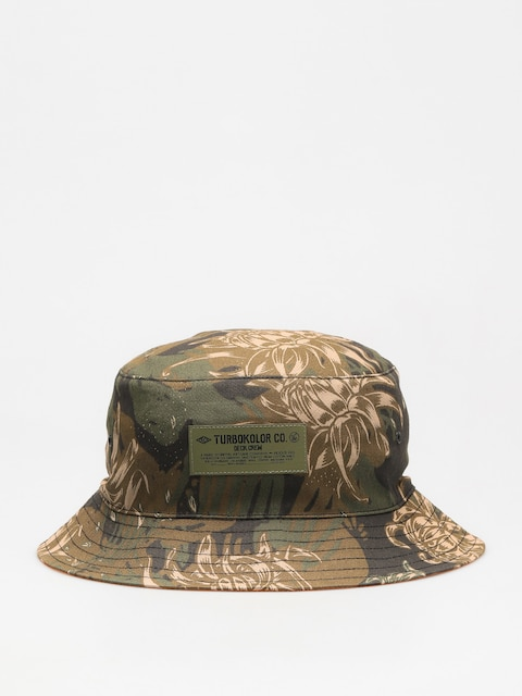 Klobúk Turbokolor Bucket (camo)