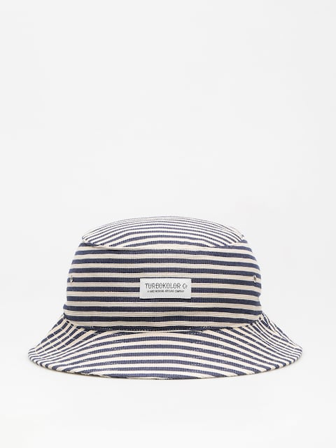 Klobúk Starter Bucket (stripes)