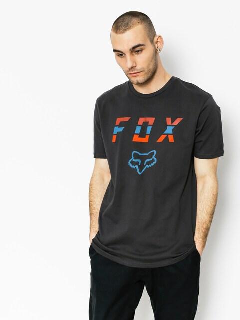 Tričko Fox Smoke Blower Premium (blk vin)
