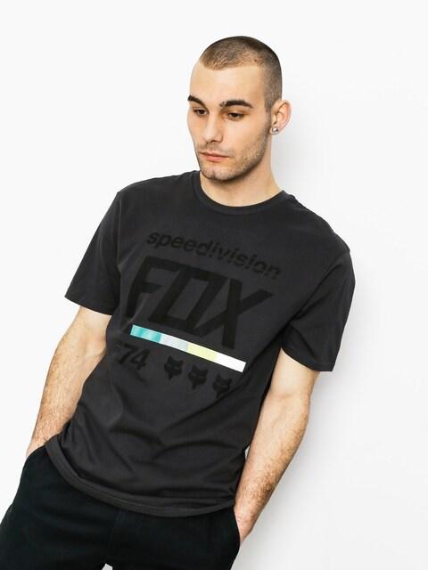 Tričko Fox Draftr 2 Premium (blk vin)