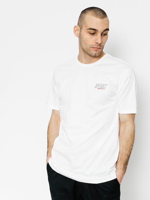 Tričko Fox Edify Premium (opt wht)