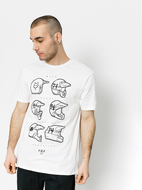 Tričko Fox Evolutionary Premium (opt wht)