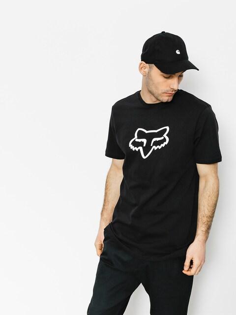 Tričko Fox Legacy head Premium (blk)