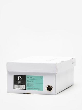 Topánky Diamond Supply Co. Milan Lx Gum (white)