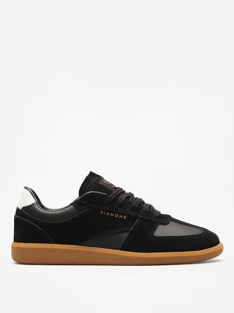 Topánky Diamond Supply Co. Milan Lx Gum (black)