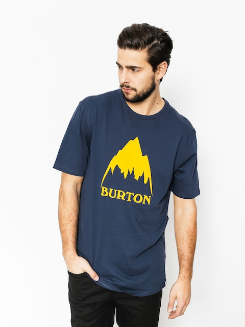 Tričko Burton Clssmtnhgh (mood indigo)