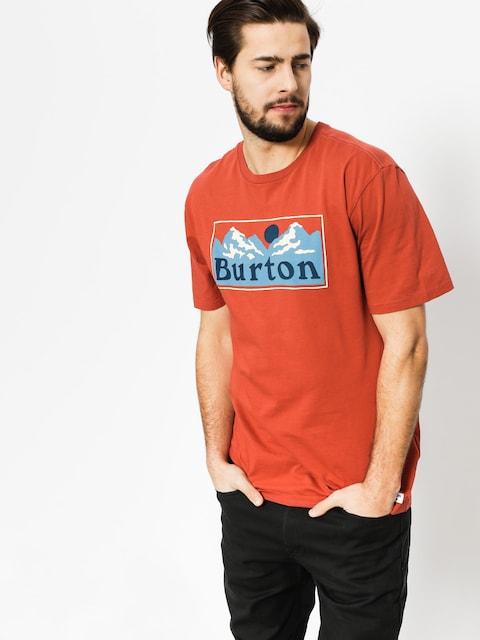 Tričko Burton Ralleye (tandori)