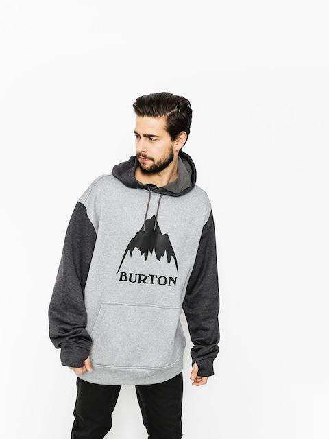 Mikina s kapucňou Burton Oak HD (htrmnt/htrtbl)