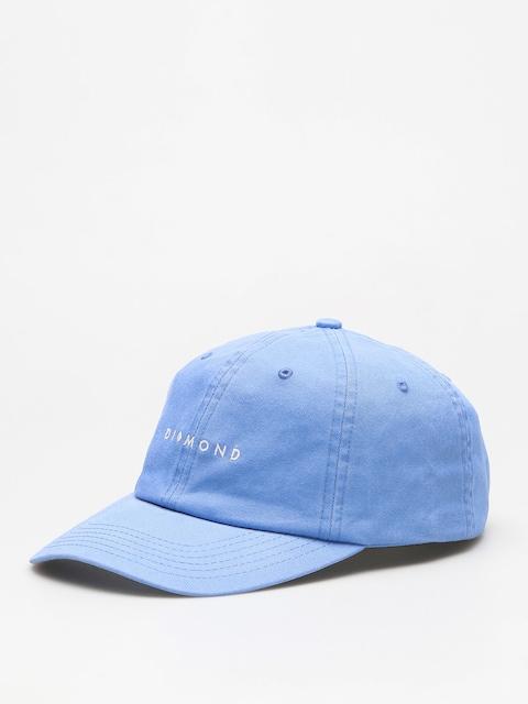 Šiltovka Diamond Supply Co. Marquise Sports ZD (blue)