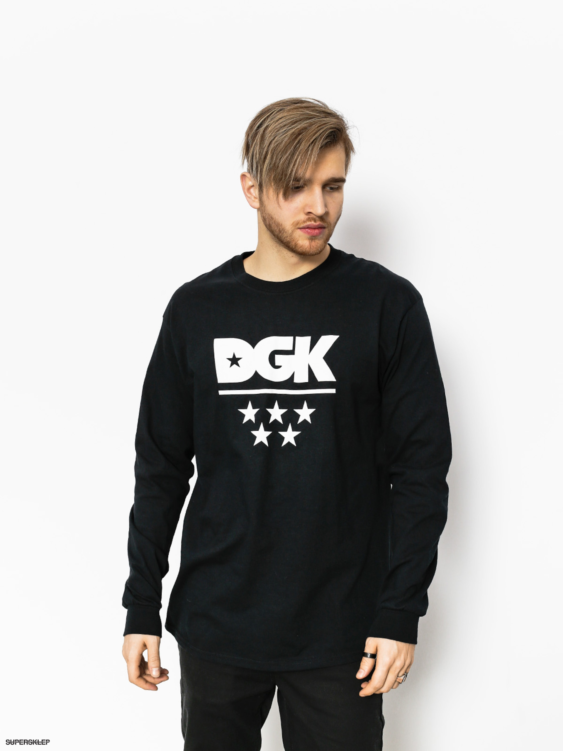 Tricko DGK All Star (black)