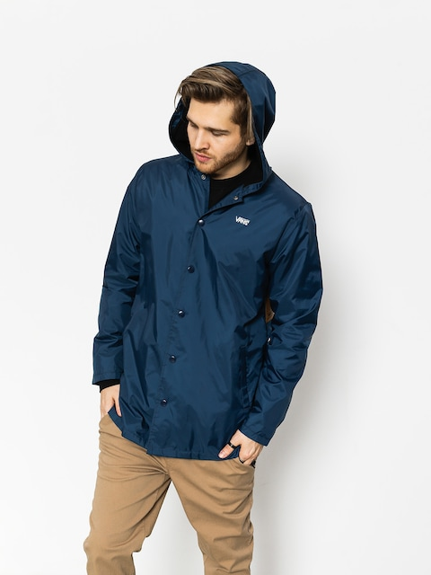 Bunda Vans Turnstall Parka (dress/blues white)