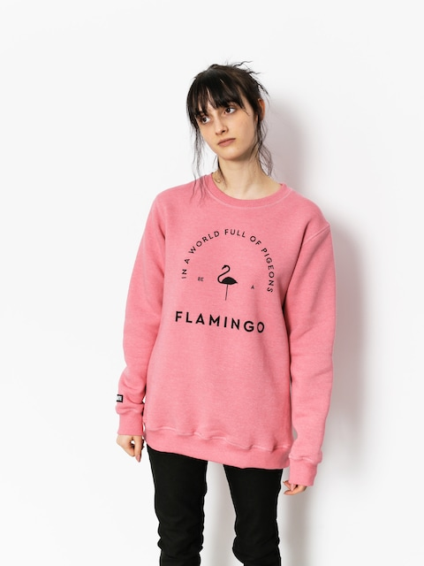 Mikina Diamante Wear Flamingo Wmn
