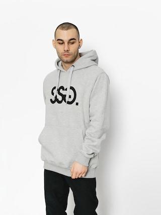 Mikina s kapucňou SSG Classic HD (grey)