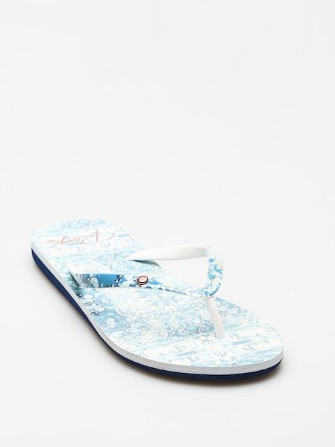 Plážovky Roxy Portofino II Wmn (blue haze)