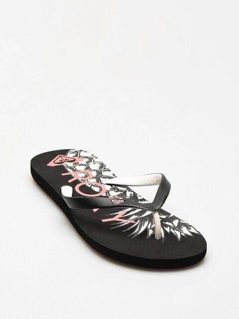 Plážovky Roxy Tahiti VI Wmn (black)