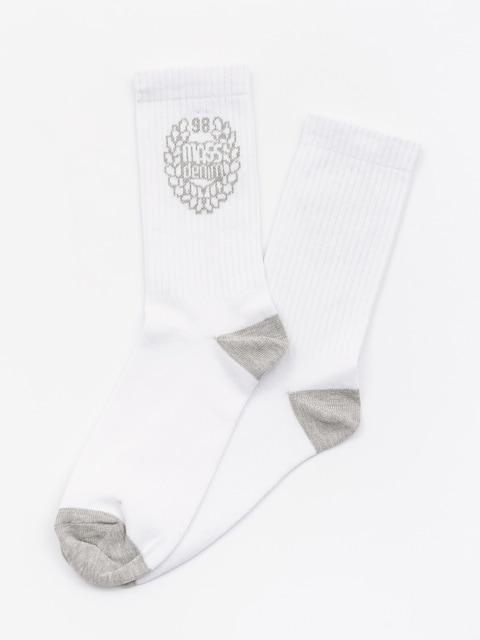 Ponožky MassDnm Base (white)