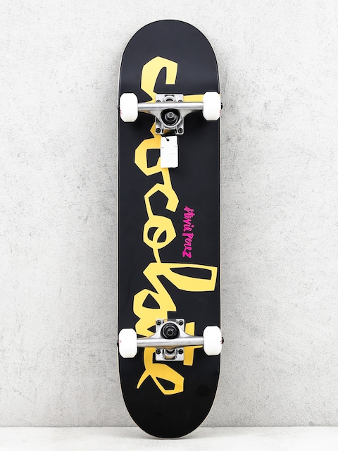 Skateboard Chocolate Perez Orig Chunk (black/gold)