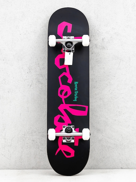 Skateboard Chocolate Tershy Orig Chunk (black/pink)