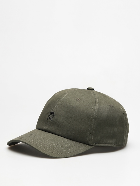 Šiltovka Cayler & Sons Pa Small Icon Curved ZD (olive/black)