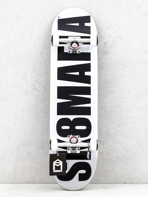 Skateboard Sk8Mafia Og Logo (chrome foil)