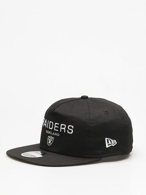 Šiltovka New Era NFL Statmnt 950 Oakland Raiders ZD (black)