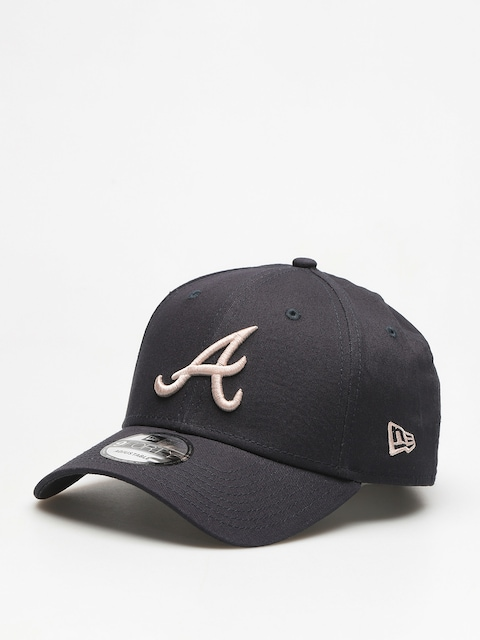 Šiltovka New Era  League Esntl Atlanta Braves ZD (navy)