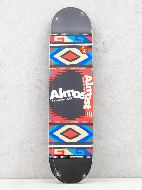 Doska Almost Aztec Blanket Hyb (black)