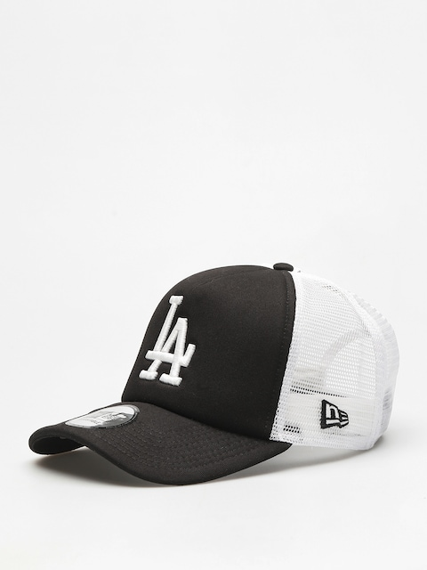 Šiltovka New Era Clean Trucker Los Angeles Dodgers ZD (black)