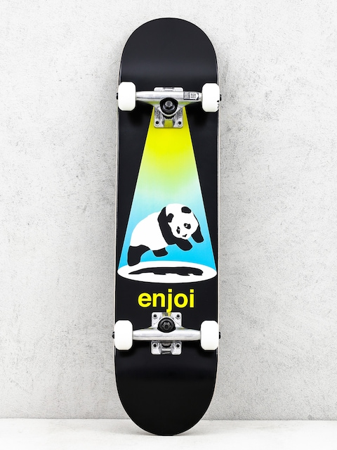 Skateboard Enjoi Abduction (yellow/blue)