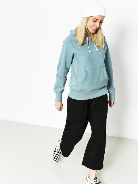 Mikina s kapucňou Champion Reverse Weave Hooded Sweatshirt HD Wmn (cgr)