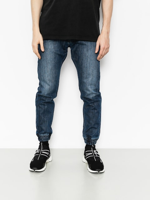 Nohavice MassDnm Base Joggers (dark blue)