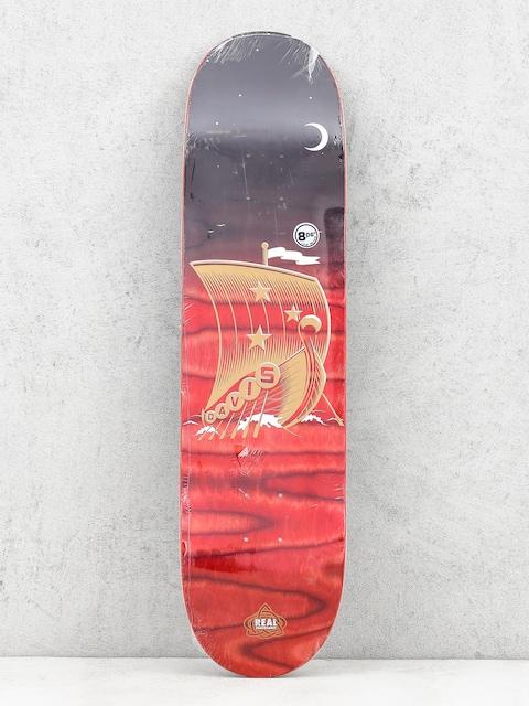 Doska Real Davis Starboard (black/red)